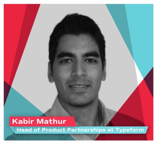 Kabir Mathur Typeform Crossbeam