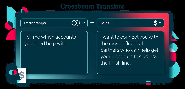 crossbeam-communicate-partherships-sales-team